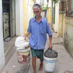 Tin Đà Nẵng - Người nhặt rác đặc biệt