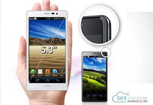 """""""Hello Vietnam 2013"""" nơi bán điện thoại Sky hàng đầu VN - 1"""