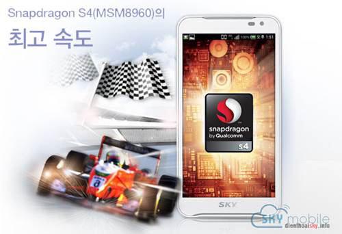 """""""Hello Vietnam 2013"""" nơi bán điện thoại Sky hàng đầu VN - 4"""