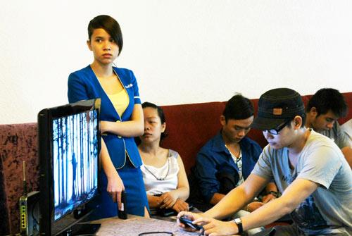 Giới trẻ hào hứng với Touch Kem 452 HDMI - 3