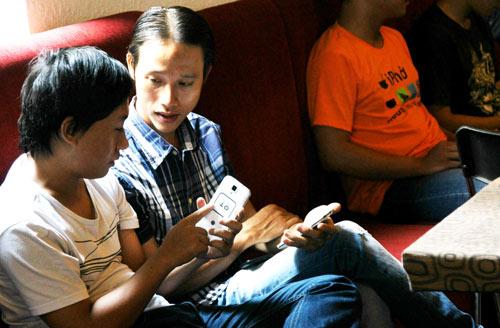 Giới trẻ hào hứng với Touch Kem 452 HDMI - 2