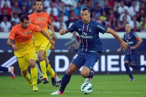 PSG – Barca: Paris, kinh đô bóng đá! - 2