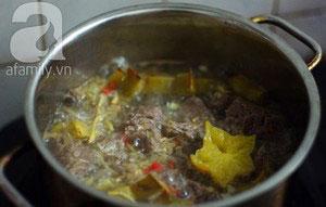 Bò kho khế đơn giản mà ngon cơm - 7