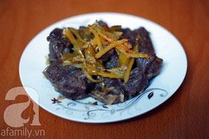 Bò kho khế đơn giản mà ngon cơm - 8