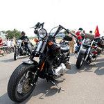 Ô tô - Xe máy - Cận cảnh hoàng tử đen Harley Davidson CVOtại Việt Nam
