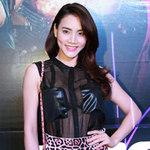 Phim - Trang Nhung lại bỏng mắt với xuyên thấu