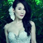 Thời trang - Thái Hà chọn váy cưới cho mùa mới