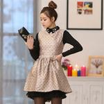 Thời trang - Mặc váy chữ A che khuyết điểm