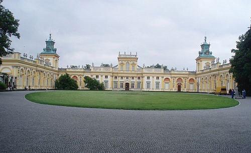 Ghé thăm những cung điện tuyệt đẹp của Ba Lan - 5