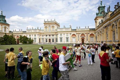 Ghé thăm những cung điện tuyệt đẹp của Ba Lan - 6