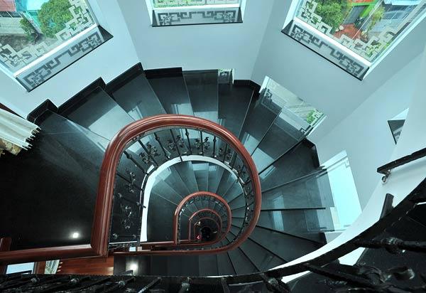 3 căn nhà 100 tỷ của ca sỹ Việt - 6
