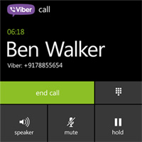 Viber bản full ra mắt trên Windows Phone 8