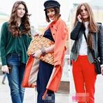 Thời trang - Tín đồ Nga thời trang thách thức giá rét
