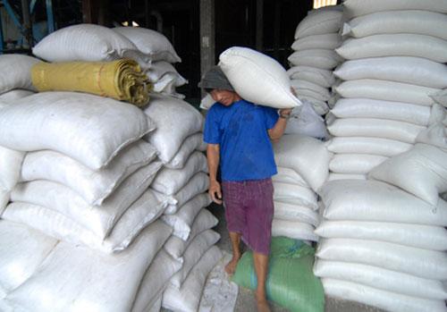 Giá gạo xuất khẩu thấp kỷ lục - 1