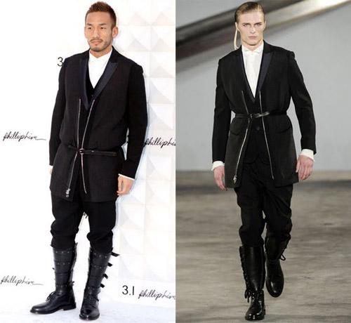 """Phong cách lịch lãm của """"Beckham châu Á"""" - 10"""
