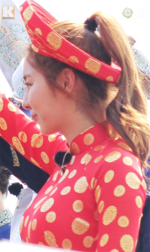 Kim Hyun Joong mặc áo dài Việt Nam - 4