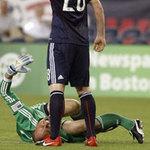 Thể thao - Những chấn thương ghê rợn trong thể thao (P1)
