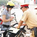 Tin tức trong ngày - Hà Nội lắp ATM thu tiền nộp phạt vi phạm GT