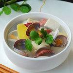 Ẩm thực - Canh ngao đậu hũ mát dịu ngày hè