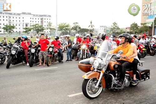 Độc dược Harley Police độ sidecar tại Việt Nam - 11