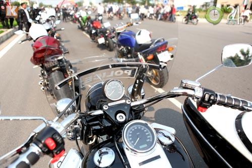 Độc dược Harley Police độ sidecar tại Việt Nam - 3