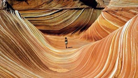 Những địa danh có vẻ đẹp 'siêu thực' trên thế giới