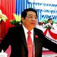Hôm nay, bầu tân chủ tịch tỉnh Bình Phước