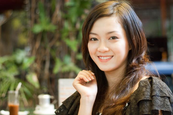 Tự nối sóng tóc gợi tình như Đinh Hương - 1