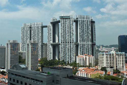 """Thăm nhà xã hội """"hoành tráng"""" Singapore - 1"""