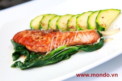 Thực đơn giảm béo Low Carb tại Mondo - 5
