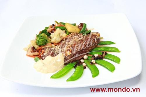 Thực đơn giảm béo Low Carb tại Mondo - 6