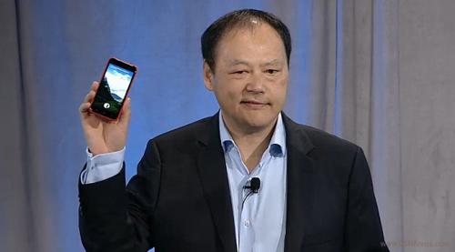 HTC First chính thức ra mắt - 1