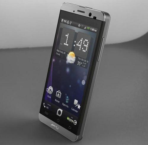 JIAYU G3 – Siêu điện thoại trong mơ - 2