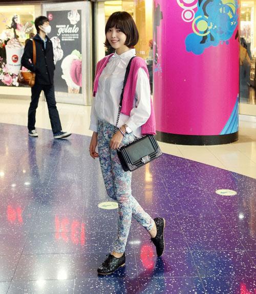 Mách nàng mặc đẹp với 2 kiểu quần jeans - 9