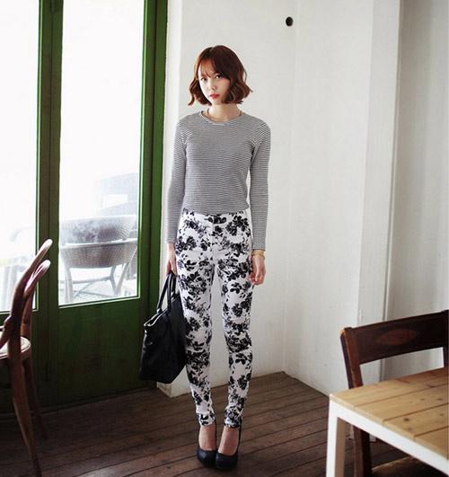 Mách nàng mặc đẹp với 2 kiểu quần jeans - 10