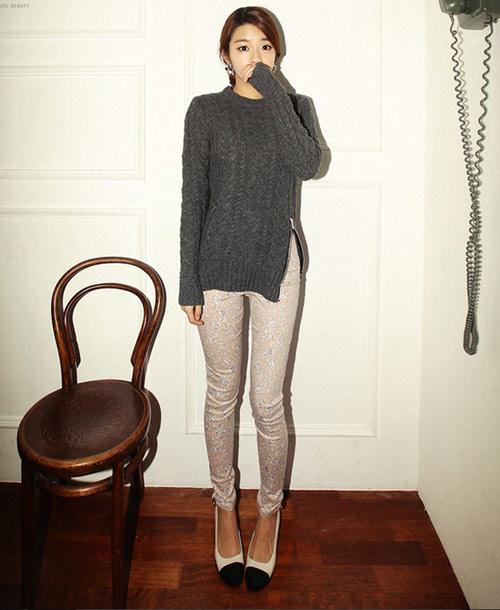 Mách nàng mặc đẹp với 2 kiểu quần jeans - 12