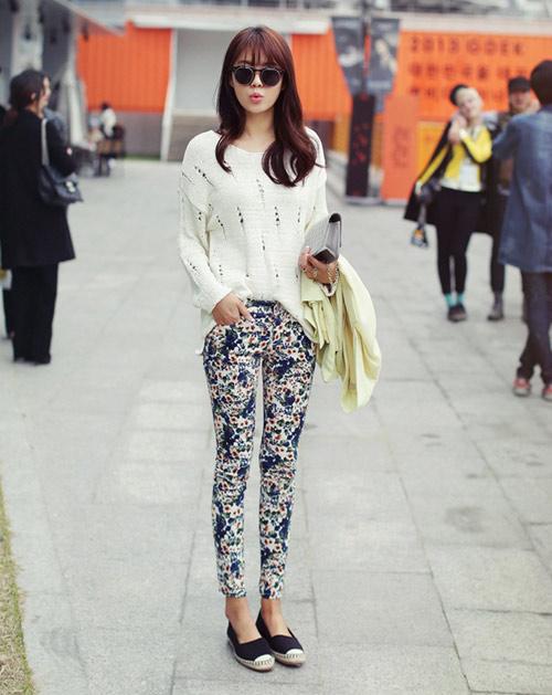 Mách nàng mặc đẹp với 2 kiểu quần jeans - 13