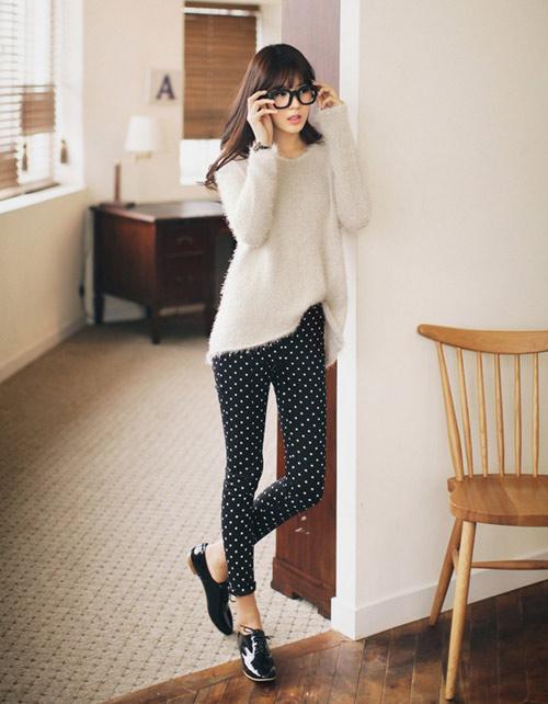 Mách nàng mặc đẹp với 2 kiểu quần jeans - 14