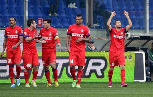 Serie A trước V31: Tất cả vì Champions League - 2