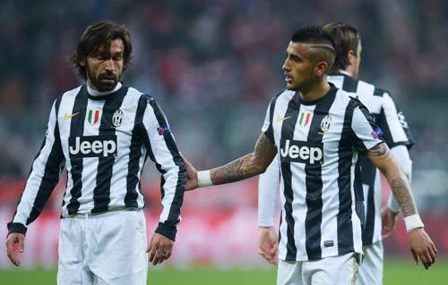 Serie A trước V31: Tất cả vì Champions League - 1