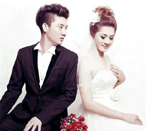 Đám cưới bất thình lình của sao Việt - 2
