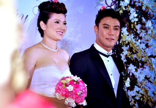 Đám cưới bất thình lình của sao Việt - 4