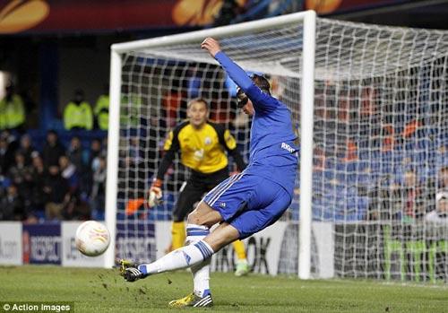 Với Torres, bàn thắng là lẽ sống - 2