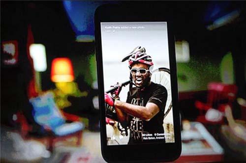 """Facebook ra mắt họ ứng dụng """"Home"""" dành riêng cho Android - 1"""