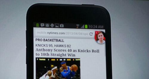"""Facebook ra mắt họ ứng dụng """"Home"""" dành riêng cho Android - 3"""