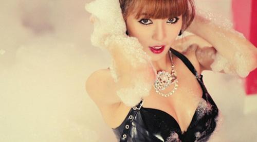 Khoảnh khắc sexy nhất của mỹ nhân K-Pop - 14