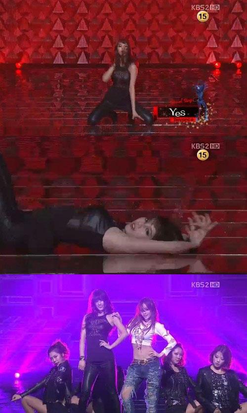 Khoảnh khắc sexy nhất của mỹ nhân K-Pop - 5
