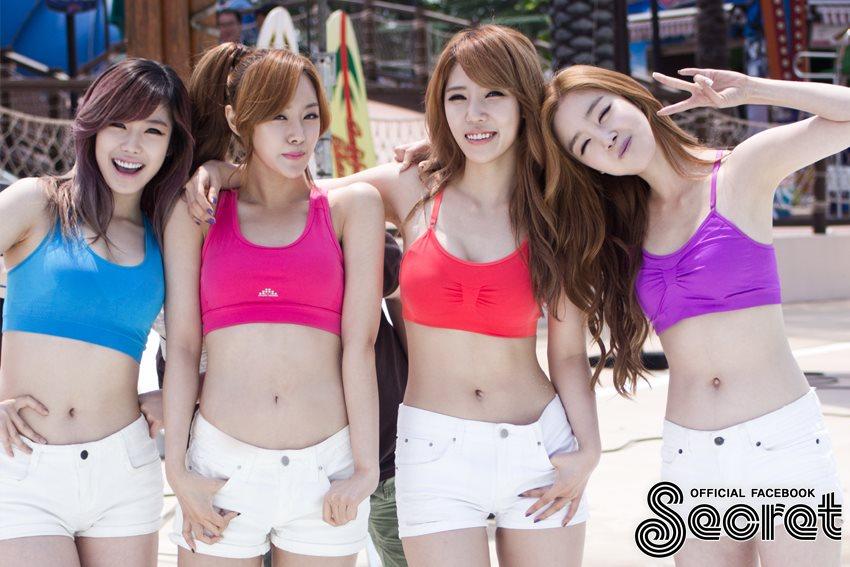 Khoảnh khắc sexy nhất của mỹ nhân K-Pop - 15