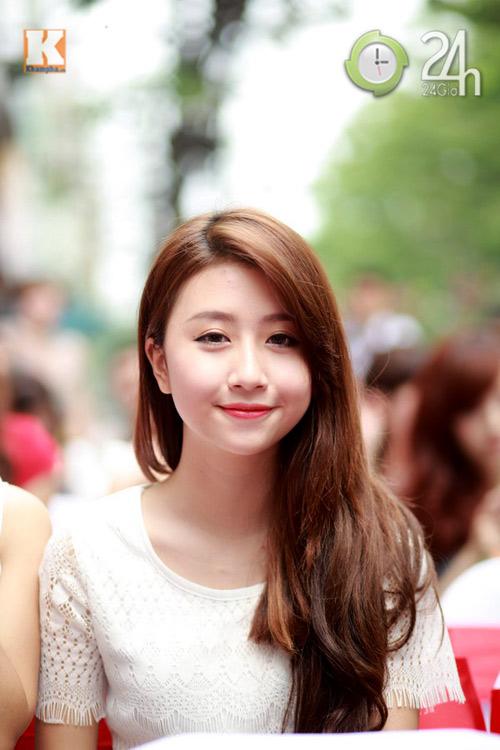 Hot girl Hà thành hội ngộ khoe nhan sắc - 6