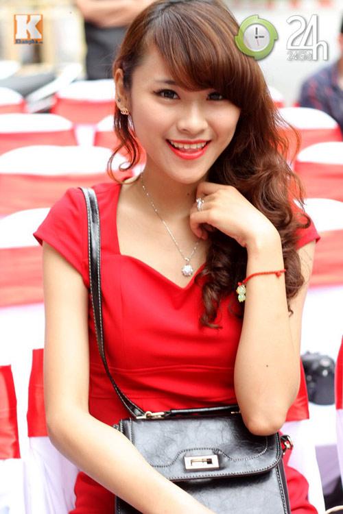 Hot girl Hà thành hội ngộ khoe nhan sắc - 14